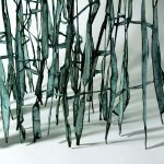 50 lines in touch, 2015, Detailansicht